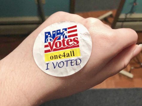 PA students take it to the polls
