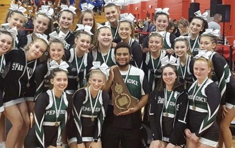 Spirit team wins state championship for a second year