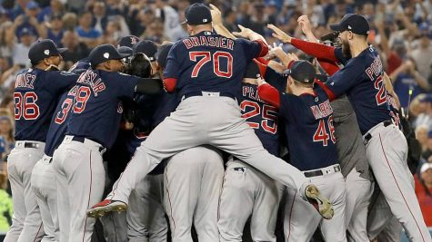 Red Sox dominate the postseason