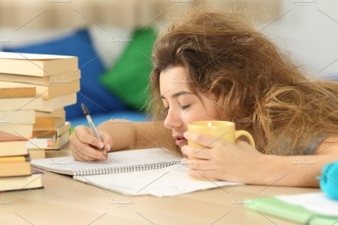 Students and teachers asleep at 8 a.m.