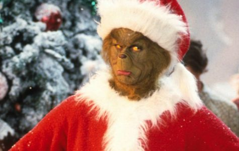 'The Grinch' tops the list of holiday movies