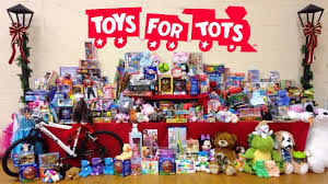 NHS organizes annual Toys for Tots drive