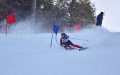 Frazier finds success on the slopes