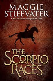 The Scorpio Race gallops off the page