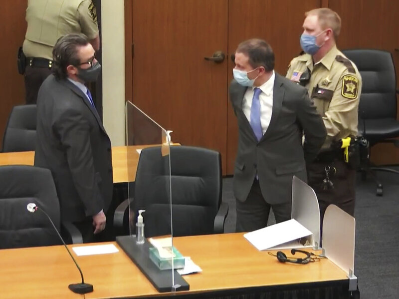 Media cashes in on Chauvin conviction
