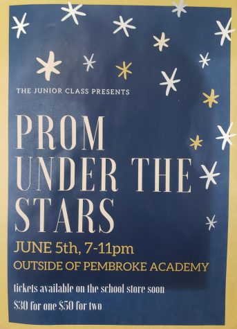 Prom to be held in The Tent