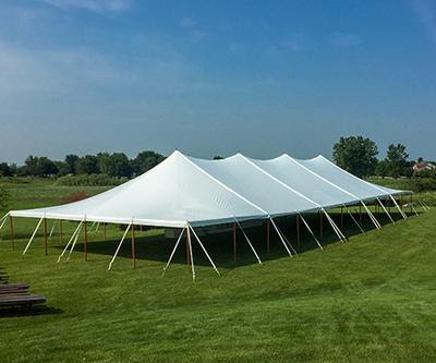 The Tent comes to town